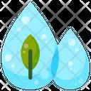 Green Biofuel Energy Icon