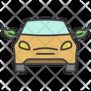 Green Car Car Green Icon