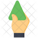 Green Card Penalty Card Penalty Icon