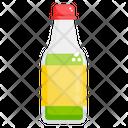 Green Chilli Sauce Sauce Bottle Sauce Icon