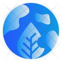 Green Earth Earth Ecology Icon