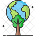 A Plant Green Earth Earth Plant Icon