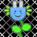 Plugin Plug Green Plug Icon
