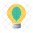 Electricity Green Ecology Icon
