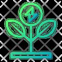 Plant Grow Invest Icon
