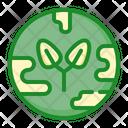 Green Energy Ecology Nature Icon