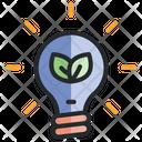 Energy Ecology Eco Icon
