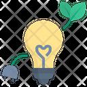 Eco Friendly Eco Lifestyle Renewable Icon
