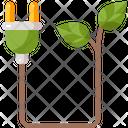 Green Energy Green Power Renewable Energy Icon