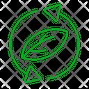 Green Energy Renewable Energy Icon