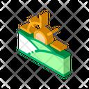 Green Field Icon