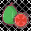 Fruit Food Juicy Icon