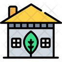 Green House Nature Icon
