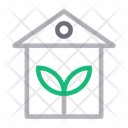 House Ecology Green Icon