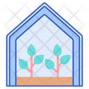 Green House Ecological House Ecological Icon