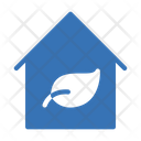 House Home Green Icon