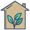 Green House Eco House House Icon