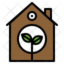 Earth Charge Green Icon