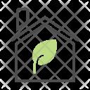 Green house Icon