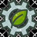 Green Innovation Development Icon