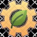Green Inovation Development Icon