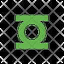 Green Lantern Alon Scott Super Hero Icon