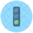 Green Circle Green Ball Round Circle Icon
