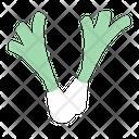 Green Onion Icon