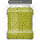 Green Pea Icon