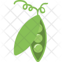 Green Peas Icon