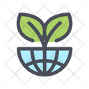 Eco Green Nature Icon