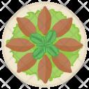 Green Sauce Chutney Icon