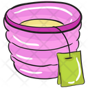Green Tea Hot Tea Spa Tea Icon