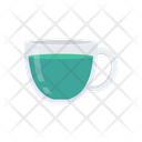 Green Tea Cup Diet Icon