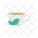 Green Tea Diet Cup Icon