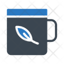 Green Tea Cup Icon