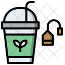 Green Tea Food And Restaurant Tea Cup Icon