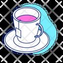 Green Tea Tea Tea Cup Icon
