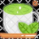 Green Tea Herbal Tea Tea Icon