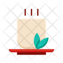 Green Tea Tea Cup Icon
