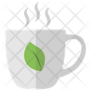 Green Tea Herbal Icon