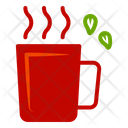 Cup Autumn Hot Icon