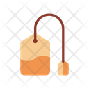 Green tea pack Icon