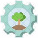 Green Technology Icon