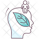 Green Thinking Icon