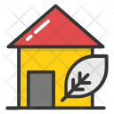 Greenhouse Agricultural House Icon