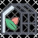 Greenhouse Glasshouse Hothouse Icon