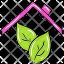 Hothouse Conservatory Glasshouse Icon
