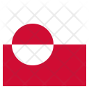 Greenland National Country Icon