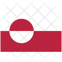 Flag Country Greenland Icon